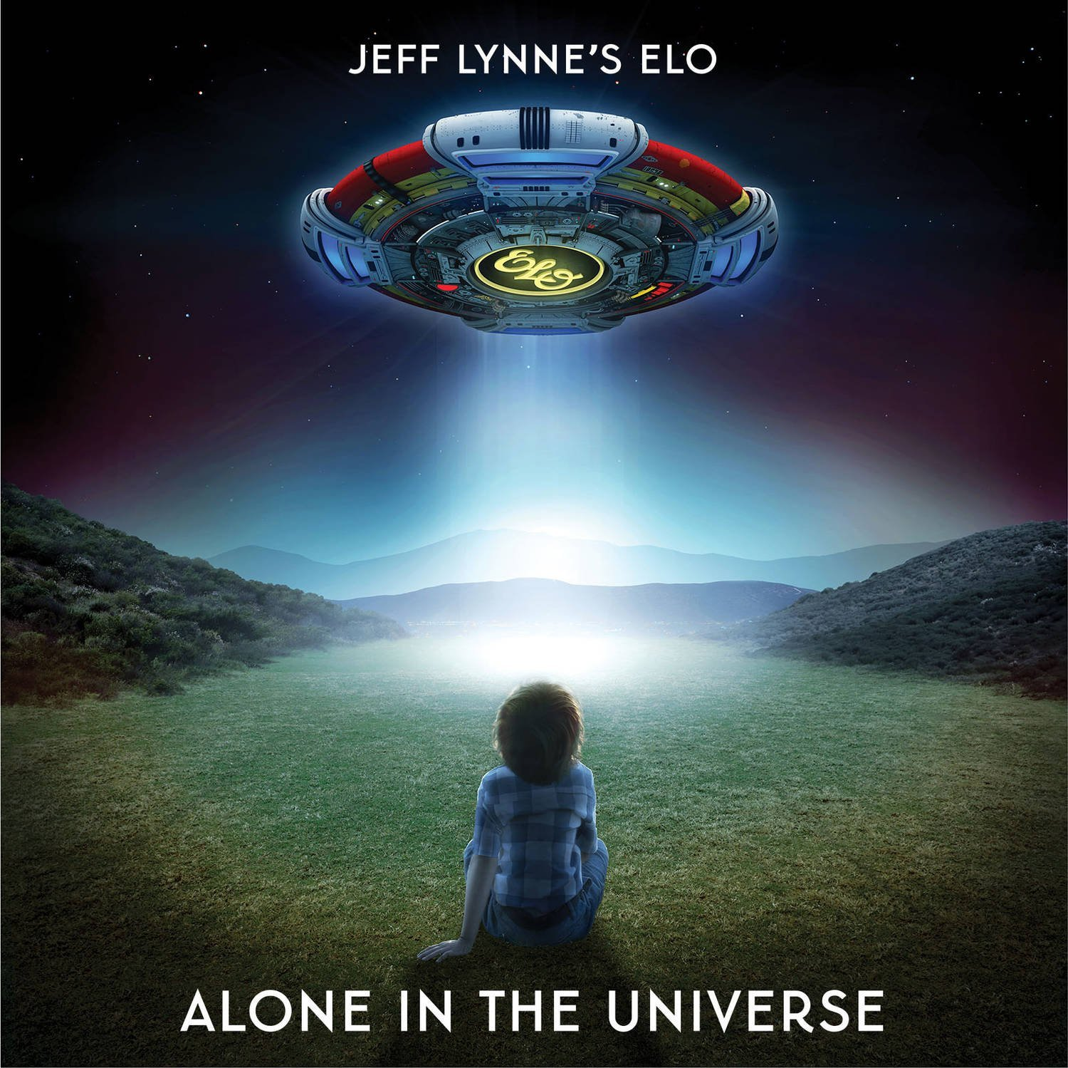 Jeff Lynne's ELO, Alone in the Universe