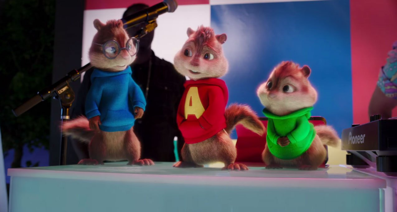 Review: Alvin and the Chipmunks: The Road Chip - Slant