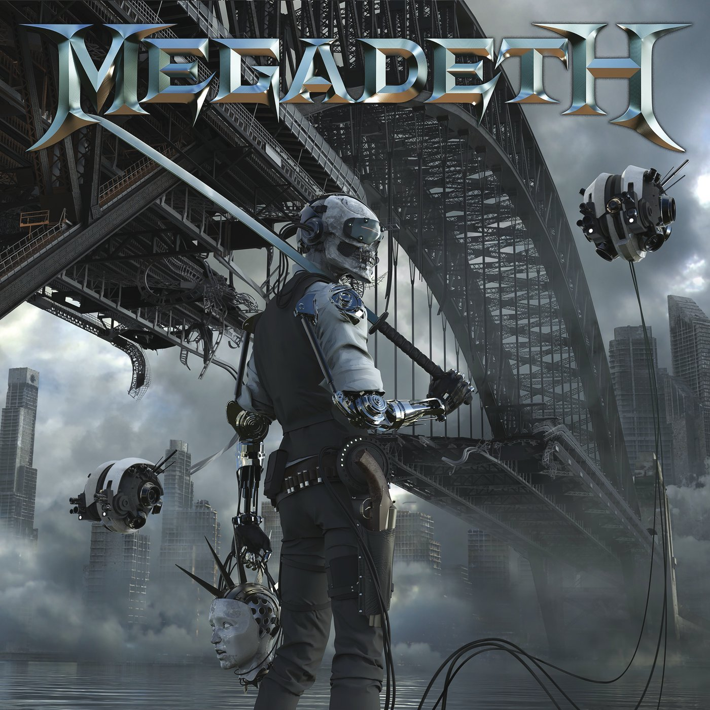 Megadeth, Dystopia