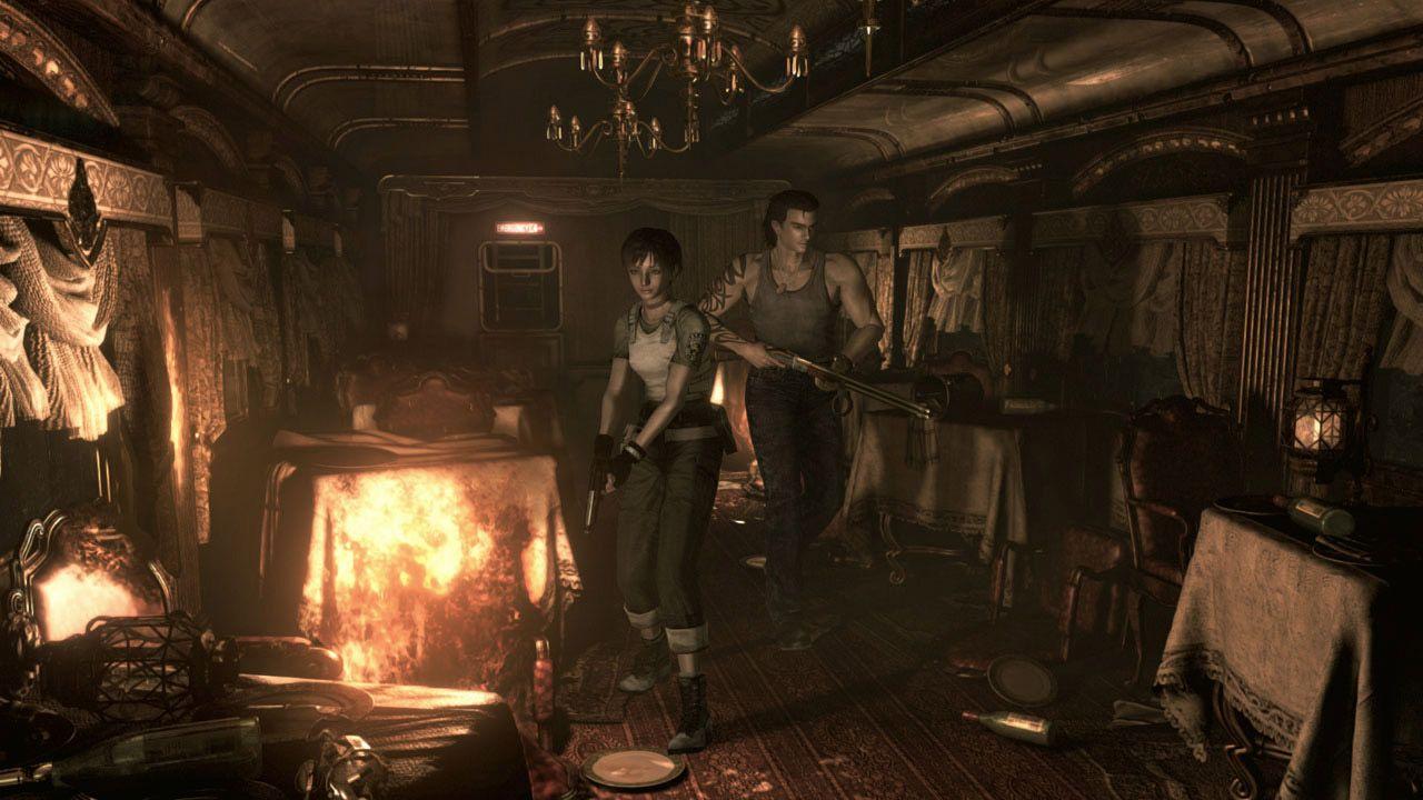 Resident Evil Zero: HD Remaster