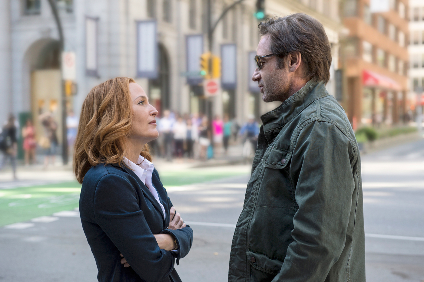 "The X-Files Recap: Season 10, Episode 1, ""My Struggle"""