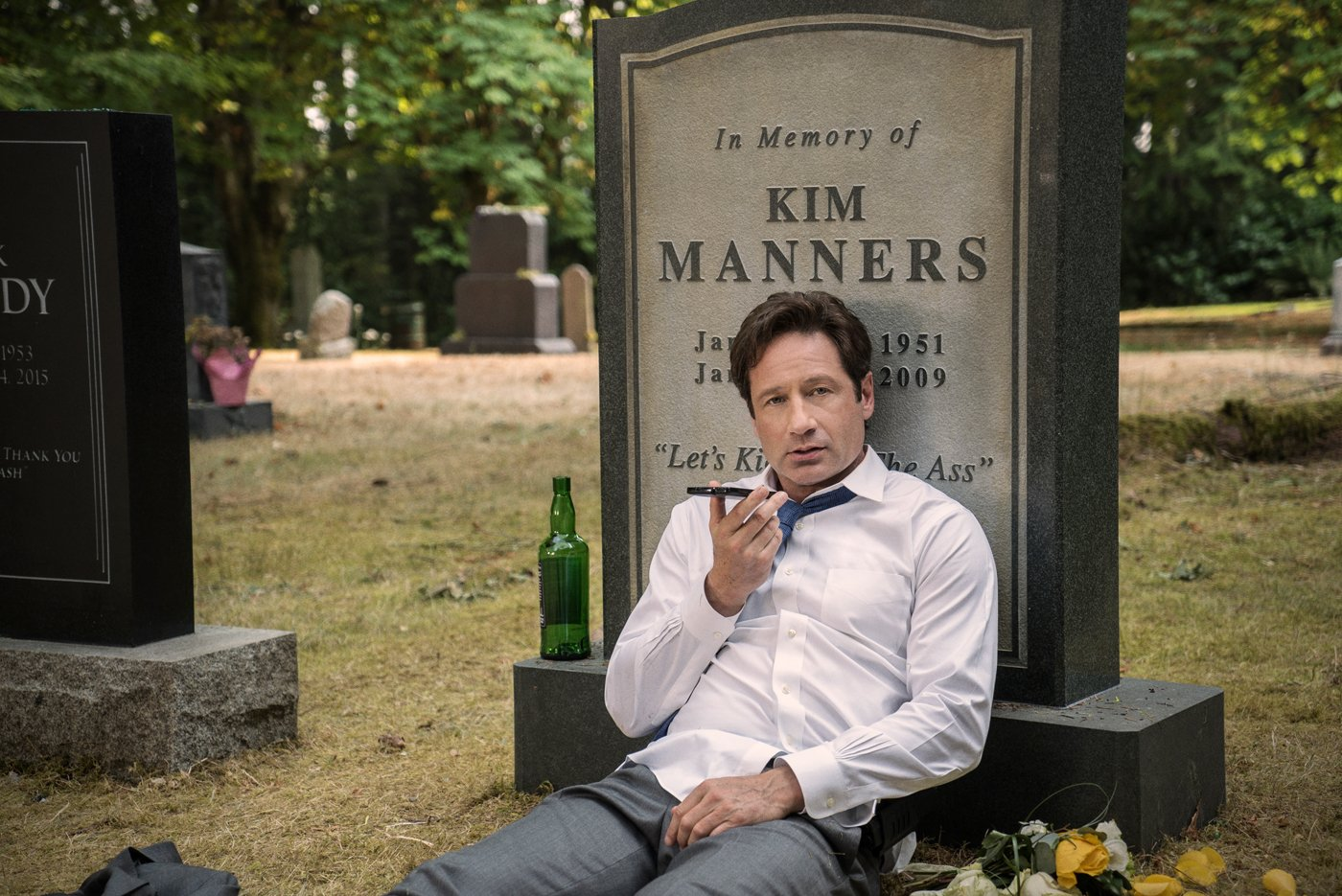 "The X-Files Recap: Season 10, Episode 3, ""Mulder and Scully Meet the Were-Monster"""