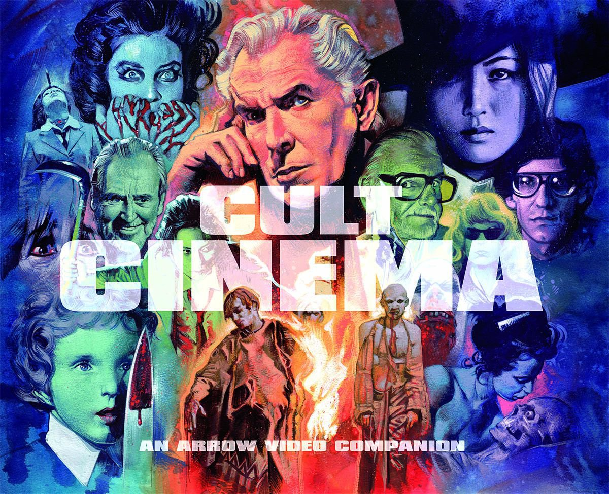 A Deadly Blessing: Cult Cinema: An Arrow Video Companion