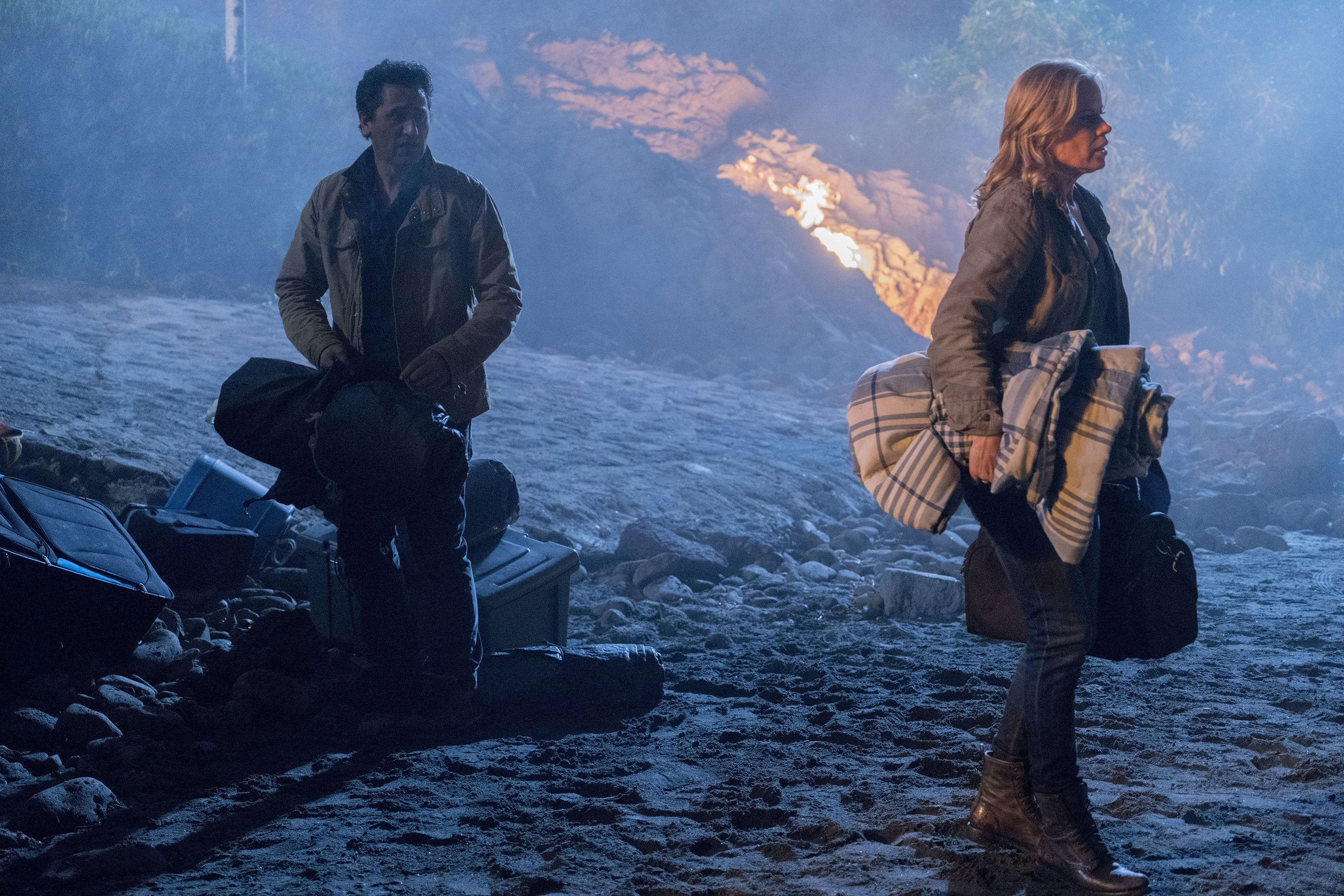 Review: Fear the Walking Dead: Season Two - Slant Magazine