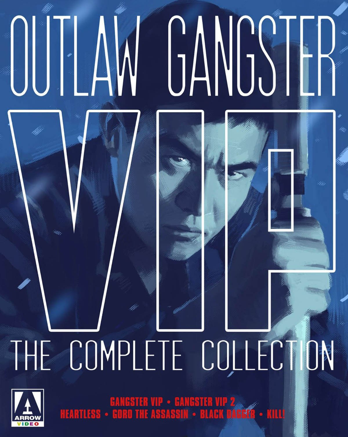 Outlaw Gangster VIP: The Complete Collection