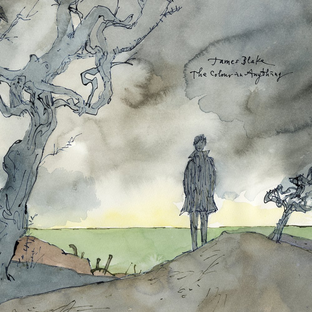 James Blake, The Colour in Anything