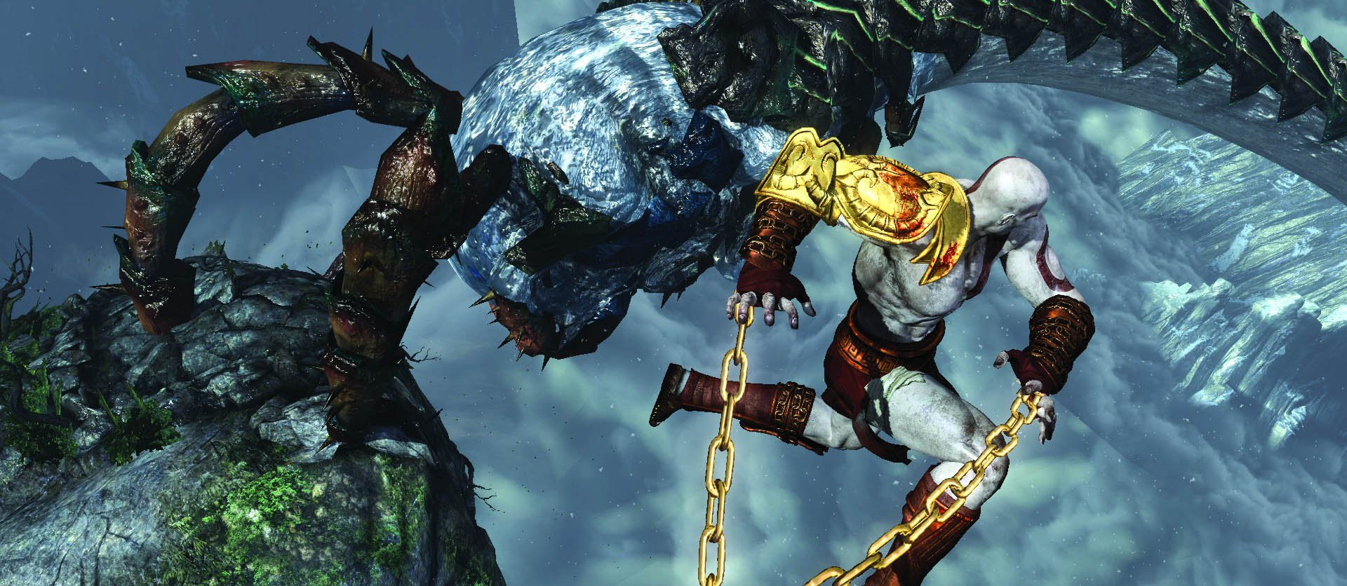Review: God of War III Remastered - Slant Magazine