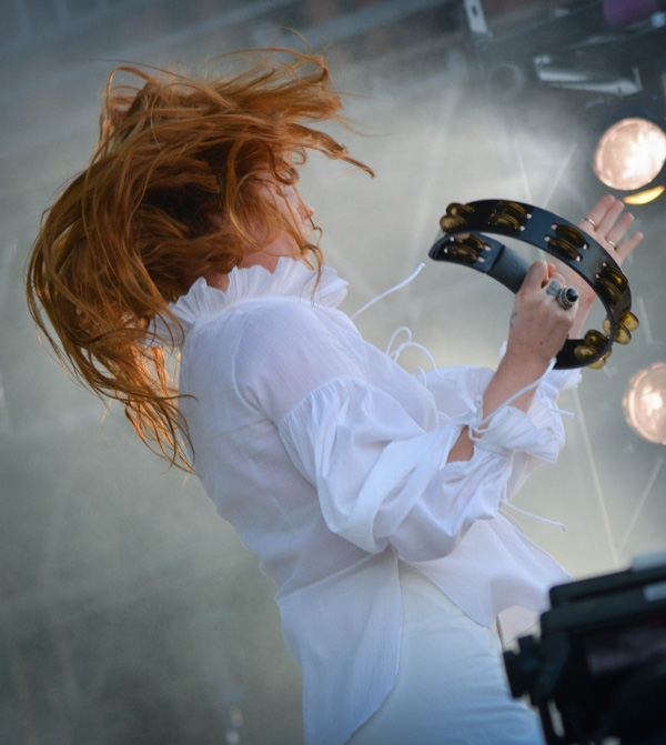 Bonnaroo 2015 Photo Diary: Florence and the Machine, Spoon, Betty Who, Brandi Carlile, Hurray for the Riff Raff, Shakey Graves, Christopher Denny, & Awolnation