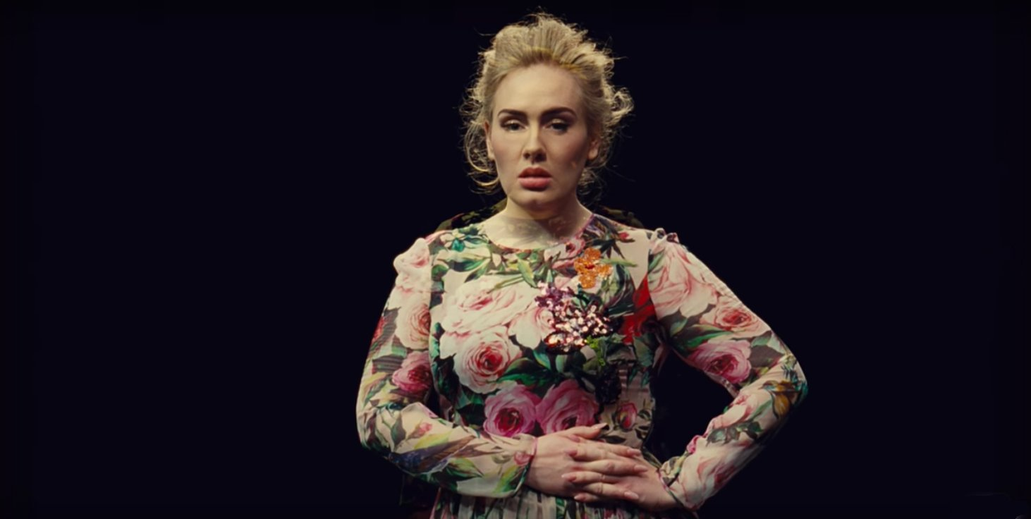 """Watch Adele's Kaleidoscopic Music Video for """"Send My Love (To Your New Lover)"""""""