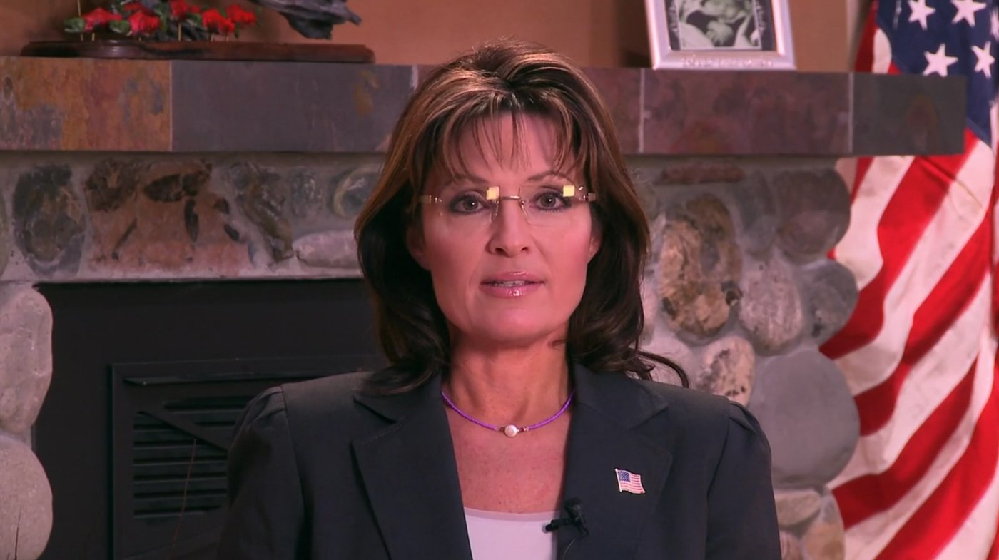 Sarah Palin's Rallying Cry