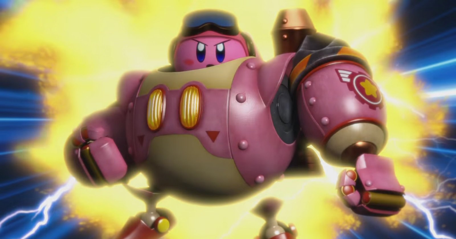 Review: Kirby: Planet Robobot - Slant Magazine