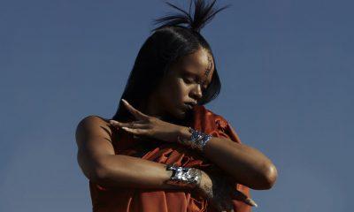 "Rihanna Premieres Heavy-Handed ""Sledgehammer"" Music Video from Star Trek Beyond"