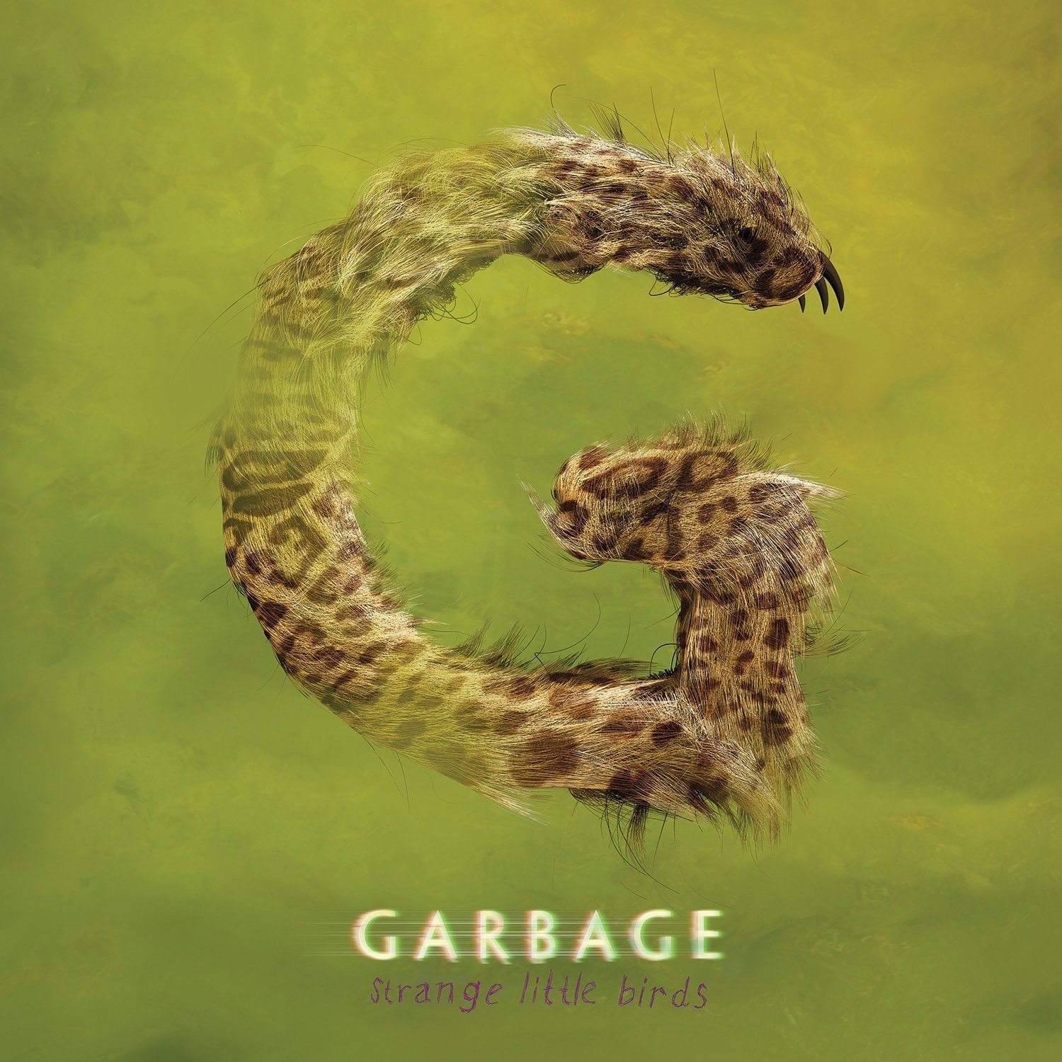 Garbage, Strange Little Birds