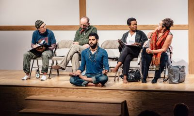 Interview: Playwright Bess Wohl and Director Rachel Chavkin Talk Small Mouth Sounds