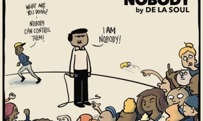 De La Soul, And the Anonymous Nobody