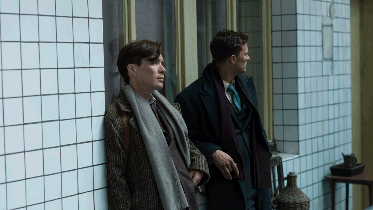 Interview: Cillian Murphy on Anthropoid and Working with Jamie Dornan