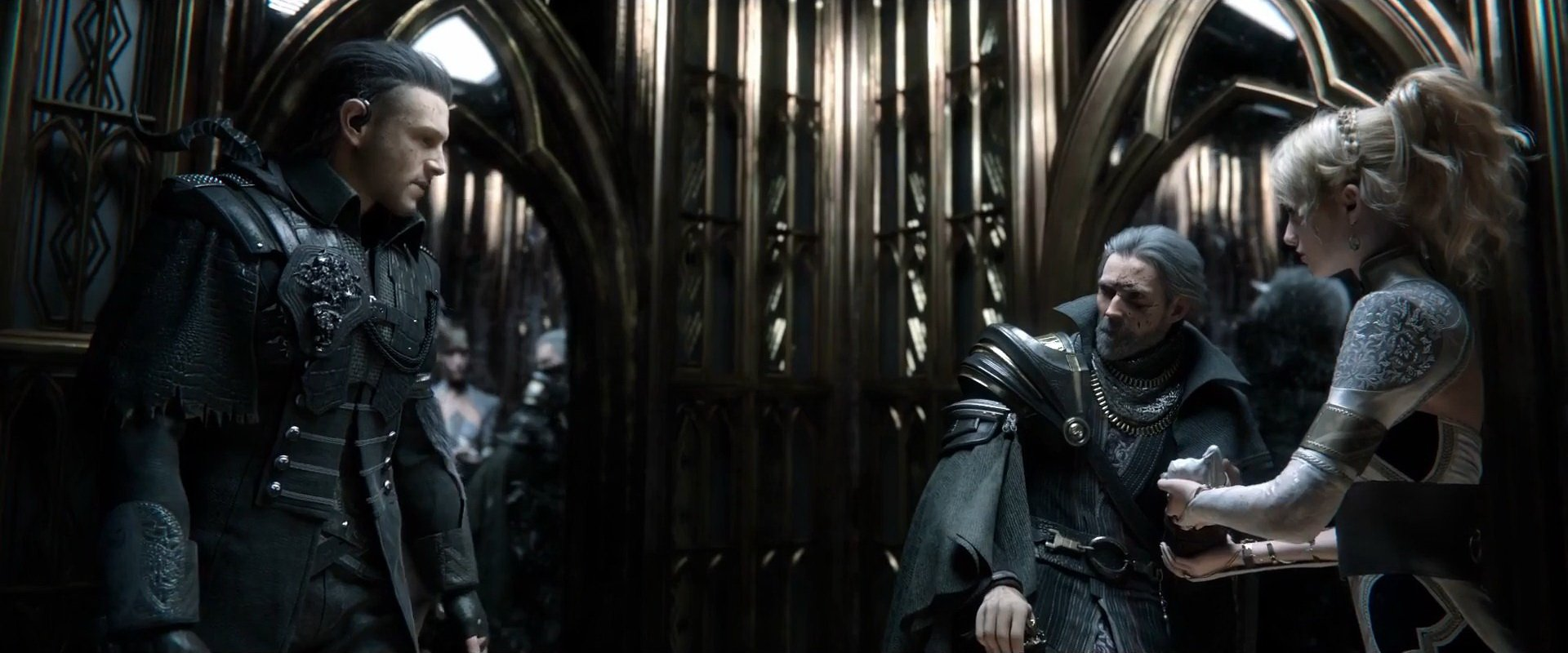 Review Kingsglaive Final Fantasy Xv Slant Magazine