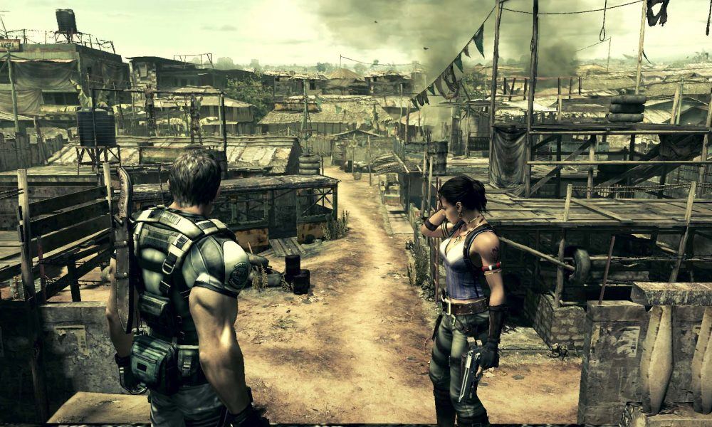 Review Resident Evil 5 Slant Magazine