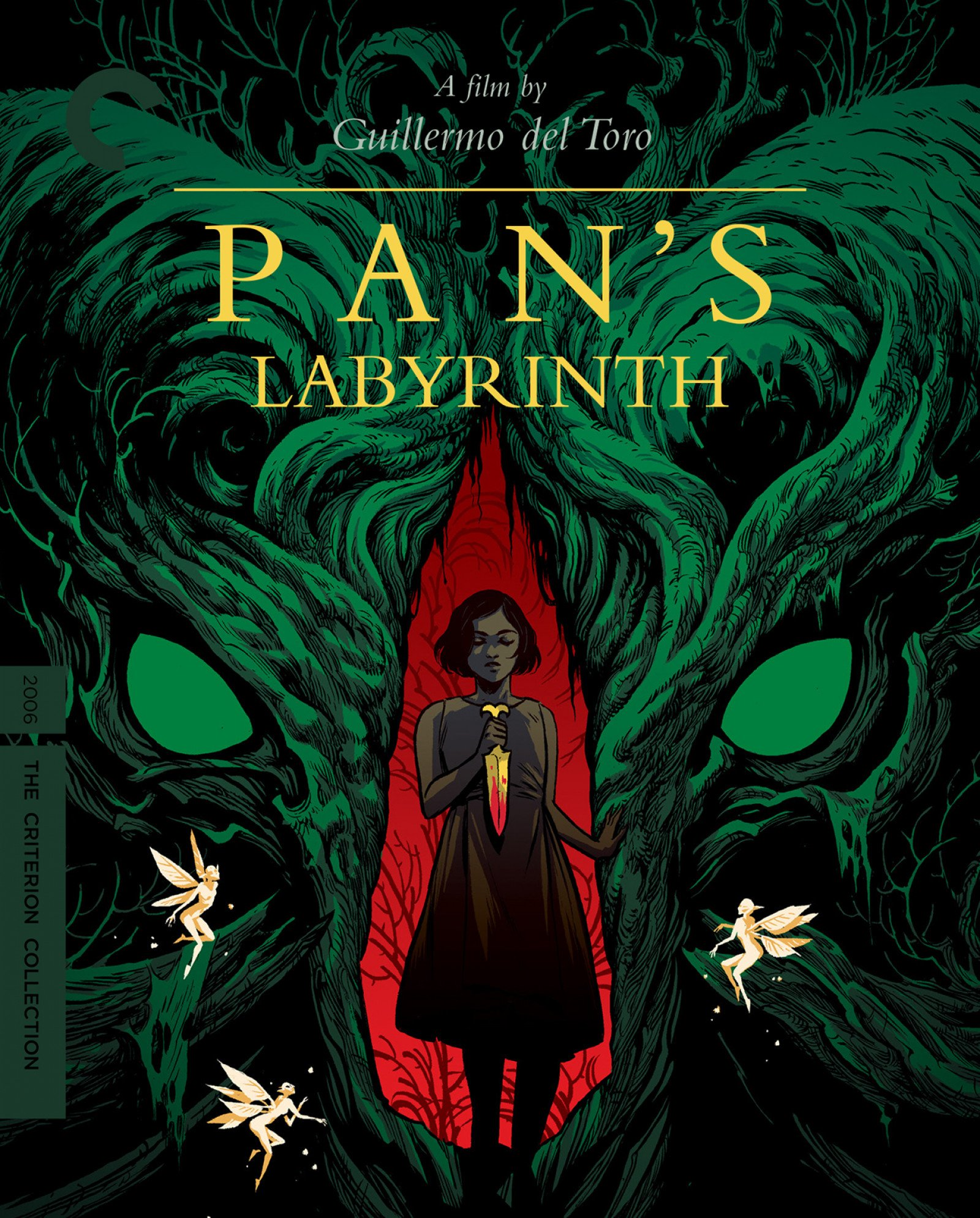 An Erotic Werewolf In London 2006 review: guillermo del toro's pan's labyrinth on criterion