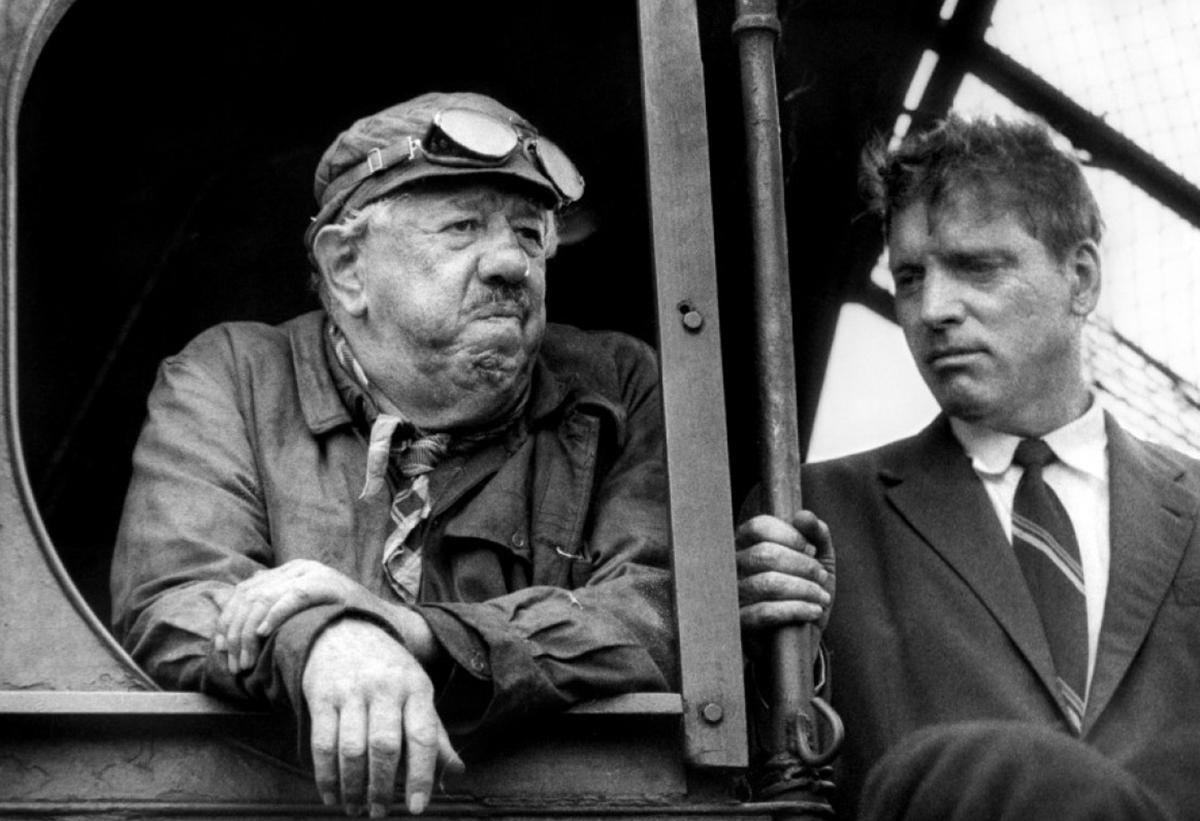 Brute Force: John Frankenheimer's The Train