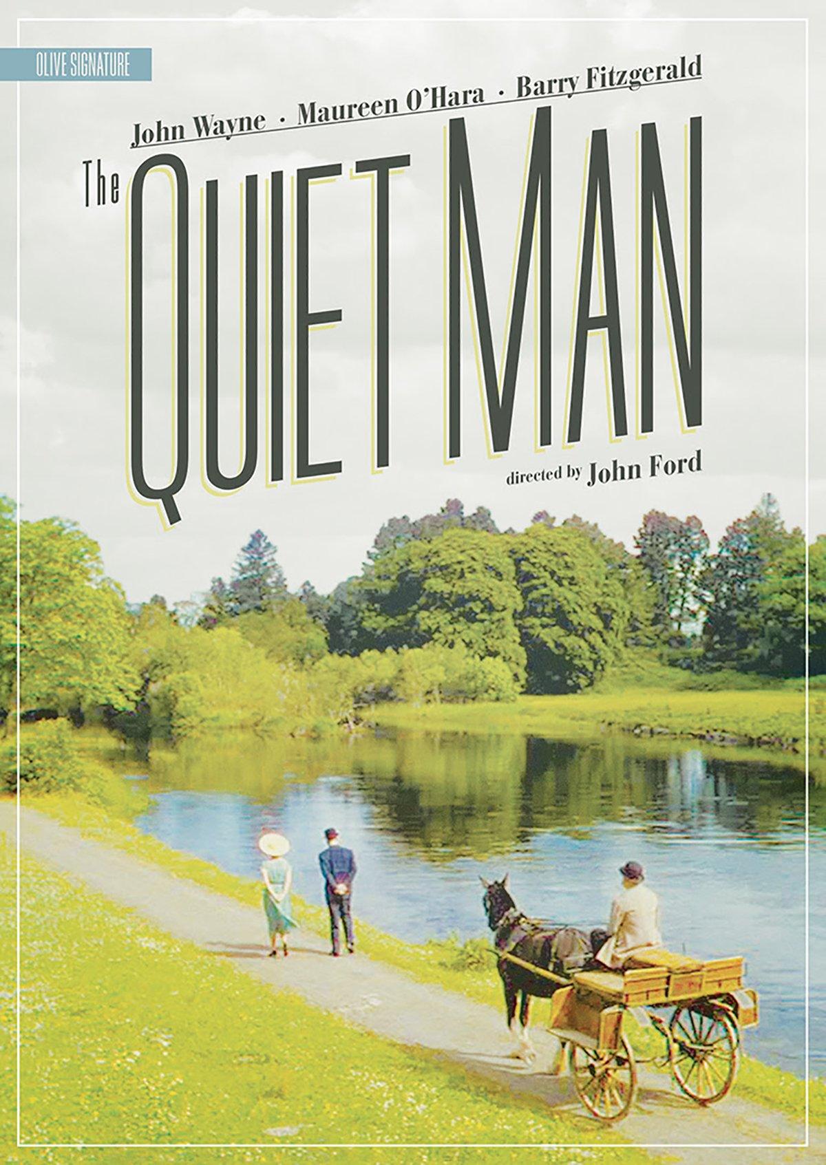 ebcc0b260 Blu-ray Review  The Quiet Man - Slant Magazine