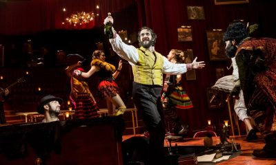 Review: Natasha, Pierre & the Great Comet of 1812 with Josh Groban