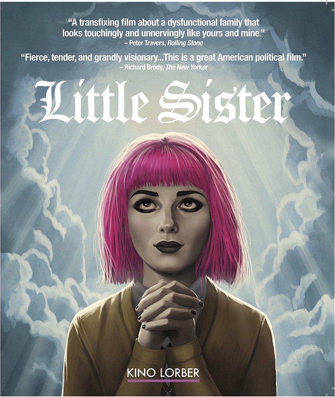 An Erotic Werewolf In London 2006 review: zach clark's little sister on kino lorber blu-ray