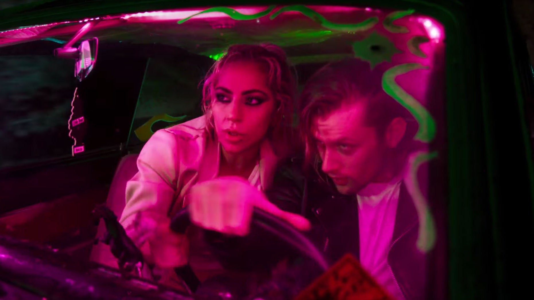Lady Gaga Reunites with Jonas Åkerlund for John Wayne Music Video