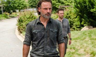 """The Walking Dead Recap: Season 7, Episode 9, """"Rock in the Road"""""""