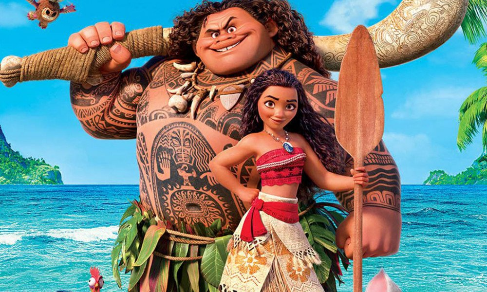 Blu-ray Review: Moana - Slant Magazine