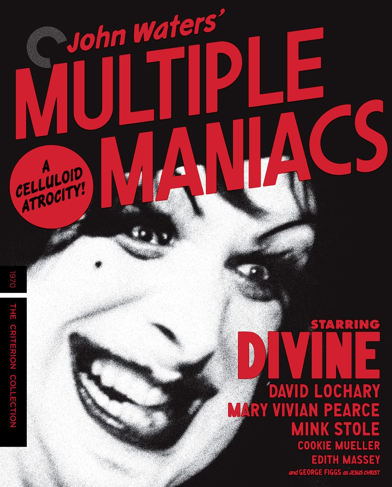 1c7bc0909 Blu-ray Review: John Waters's Multiple Maniacs on the Criterion ...