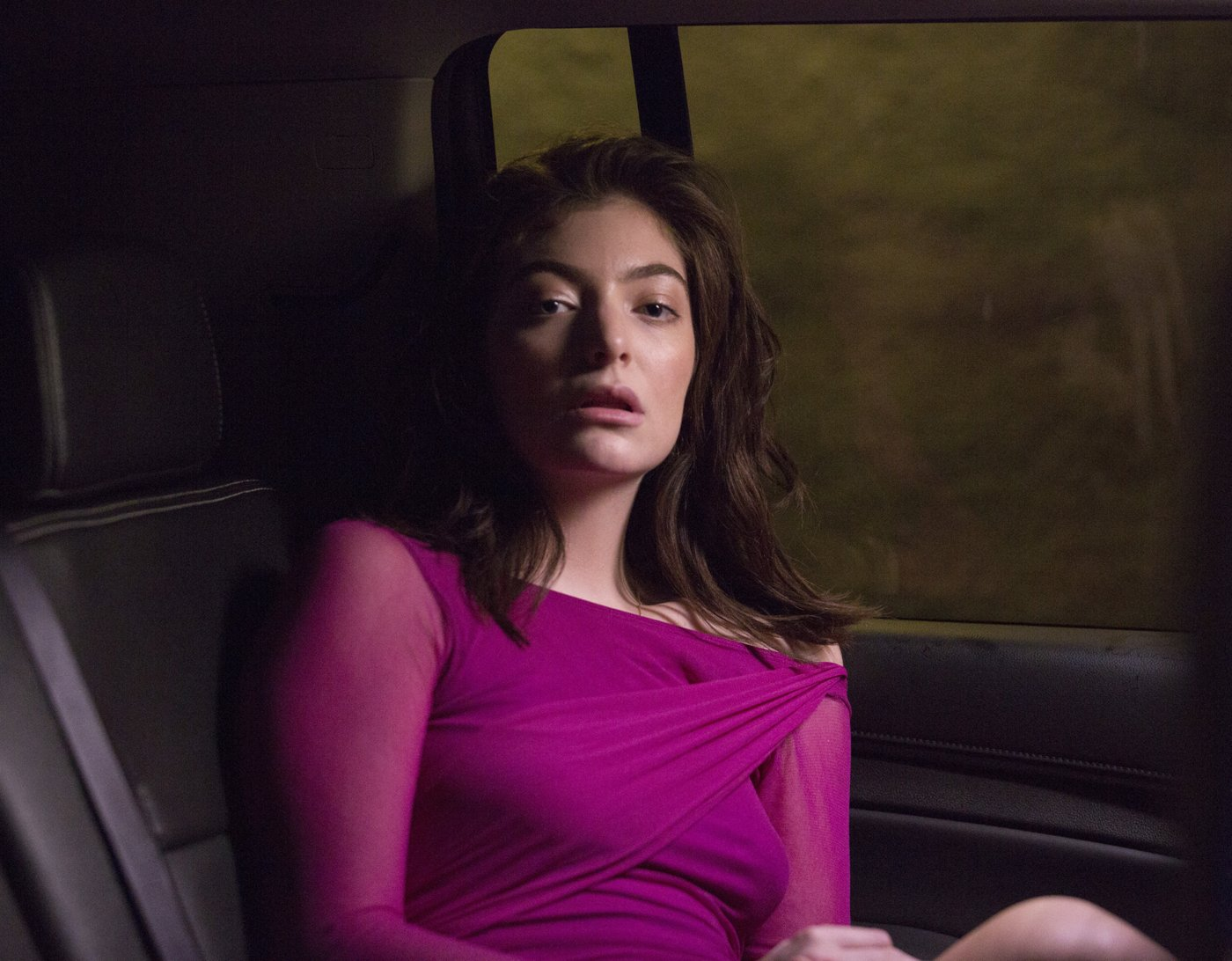 "Lorde Brings the Melodrama on New Single & Music Video ""Green Light"""