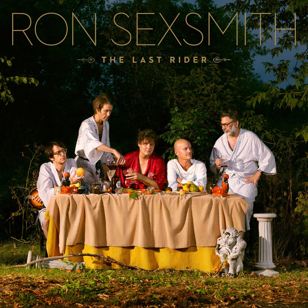 Ron Sexsmith, The Last Rider