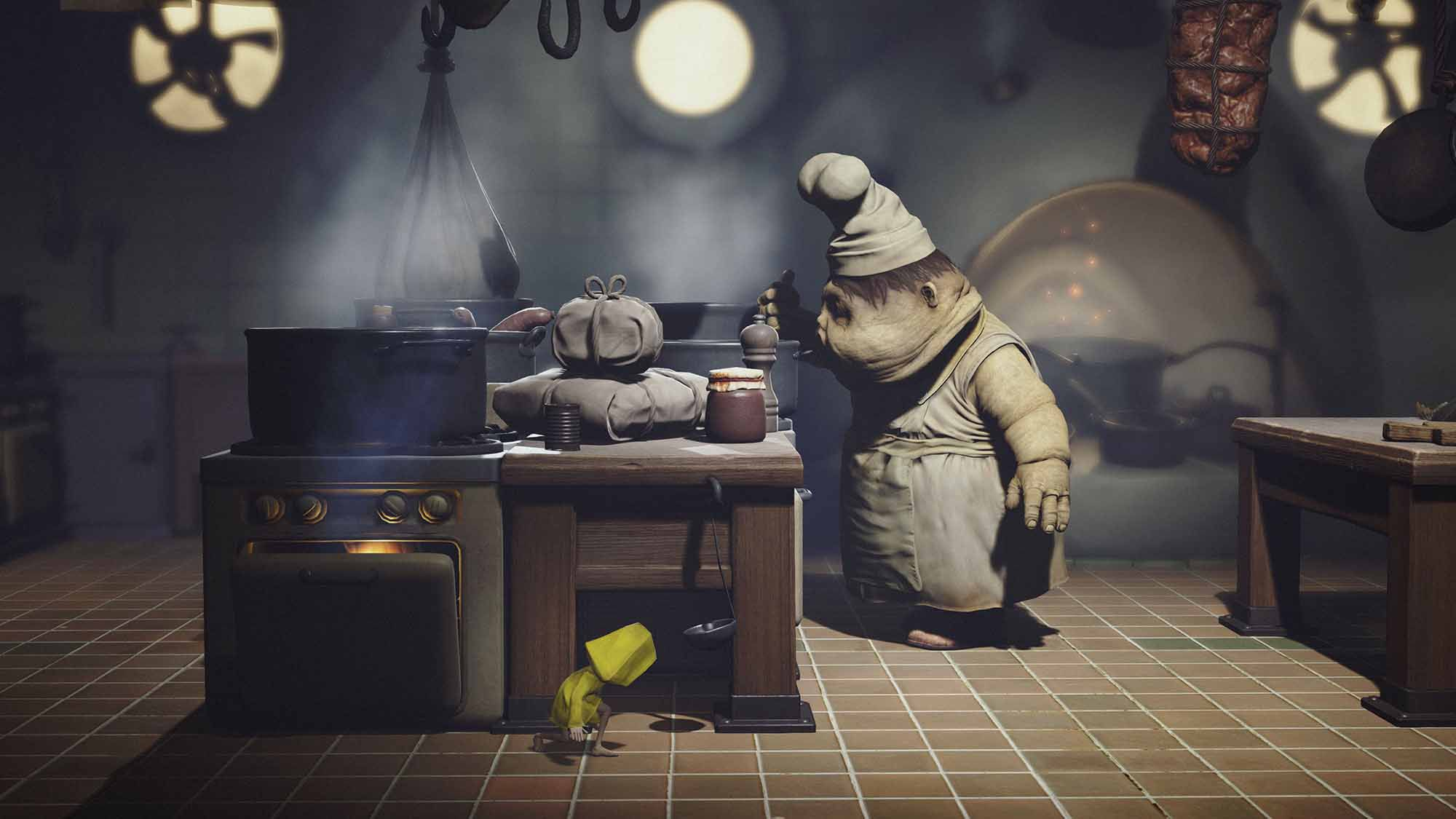 Review: Little Nightmares - Slant Magazine