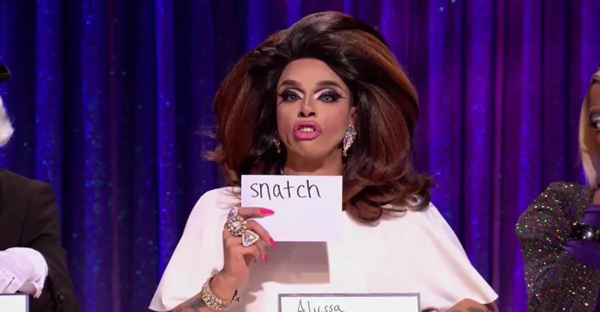 "RuPaul's Drag Race Recap: Season 9, Episode 6, ""Snatch Game"""
