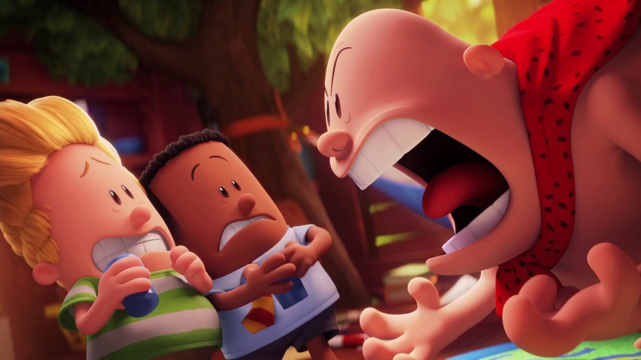 Review Captain Underpants The First Epic Movie Slant Magazine