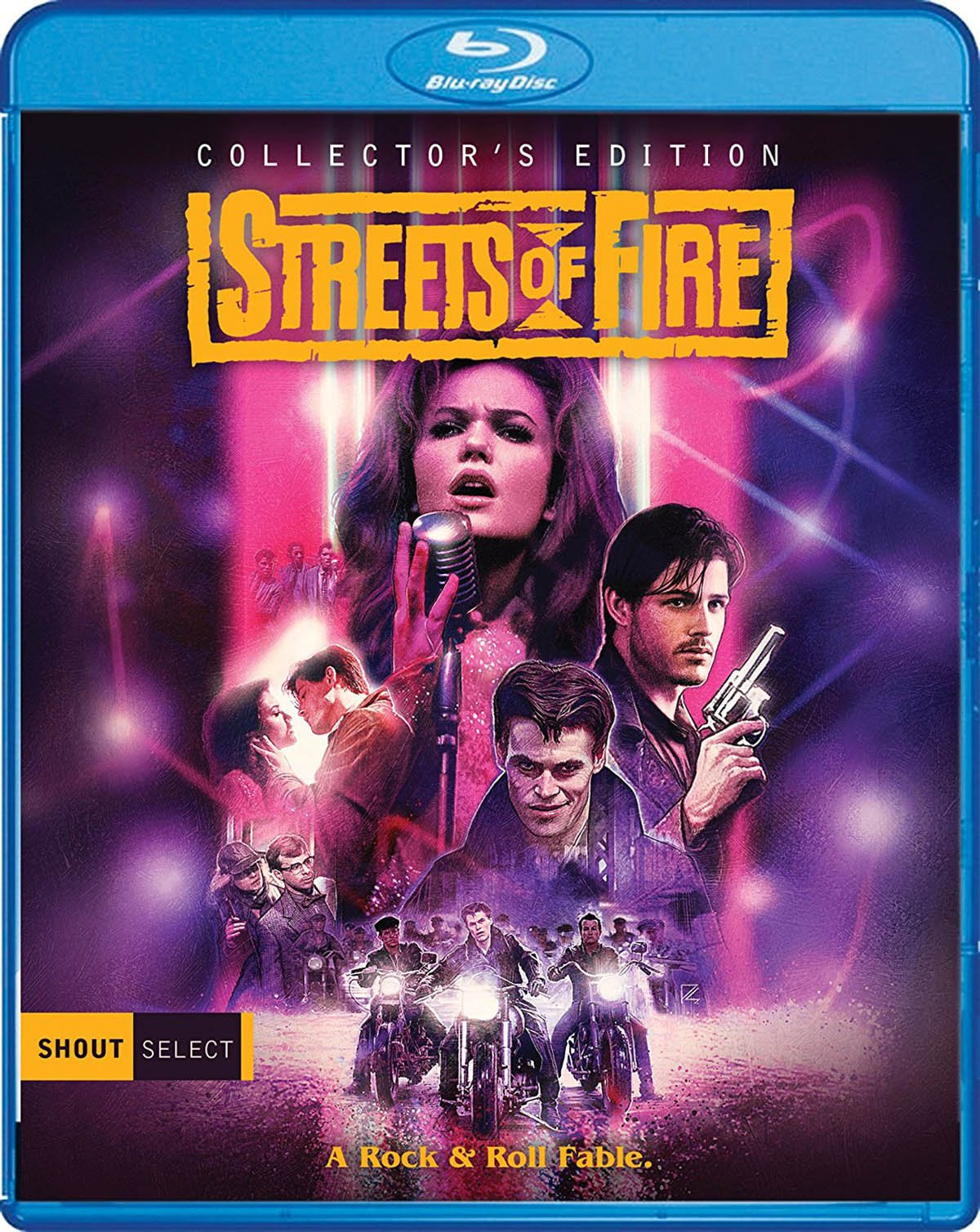 Review: Walter Hill's Streets of Fire on Shout! Factory Blu-ray