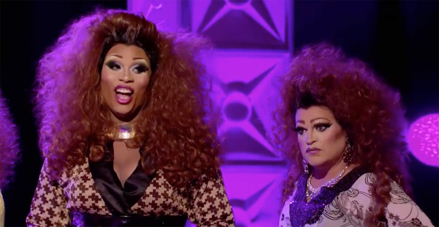 """RuPaul's Drag Race Recap: Season 9, Episode 10, """"Makeovers: Crew Better Work"""""""