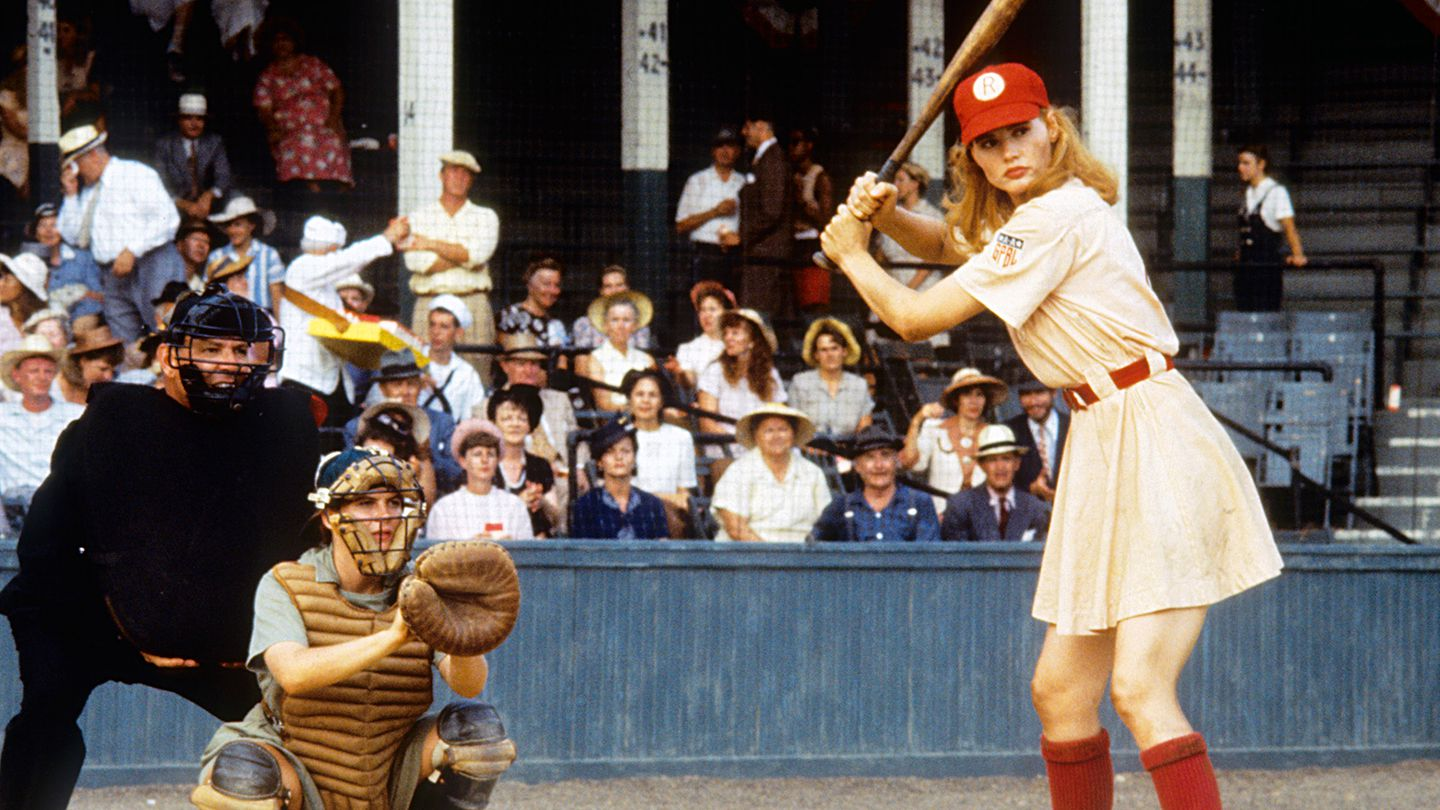 This Used to Be My Playground: A League of Their Own at 25