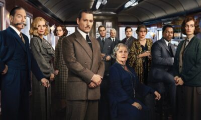 Kenneth Branagh's Murder on the Orient Express, Starring Johnny Depp and Daisy Ridley, Gets First Trailer