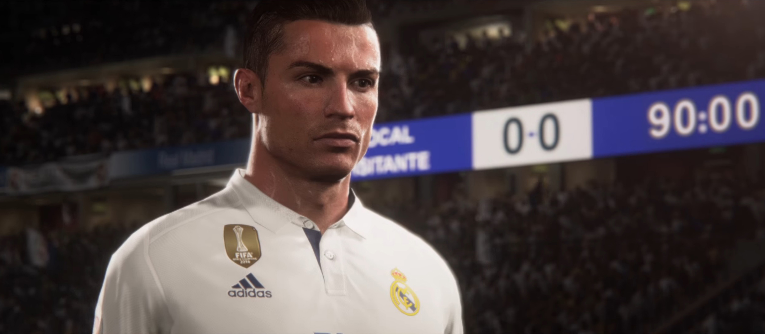 Cristiano Ronaldo-Fueled FIFA 18 Gets Reveal Trailer from EA