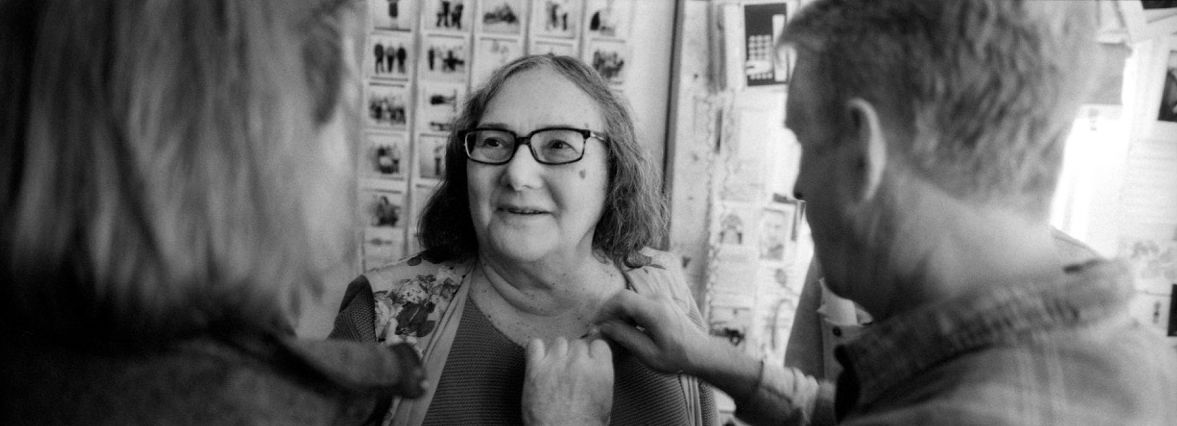 Interview: Errol Morris on The B-Side, Elsa Dorfman, and Weirdness