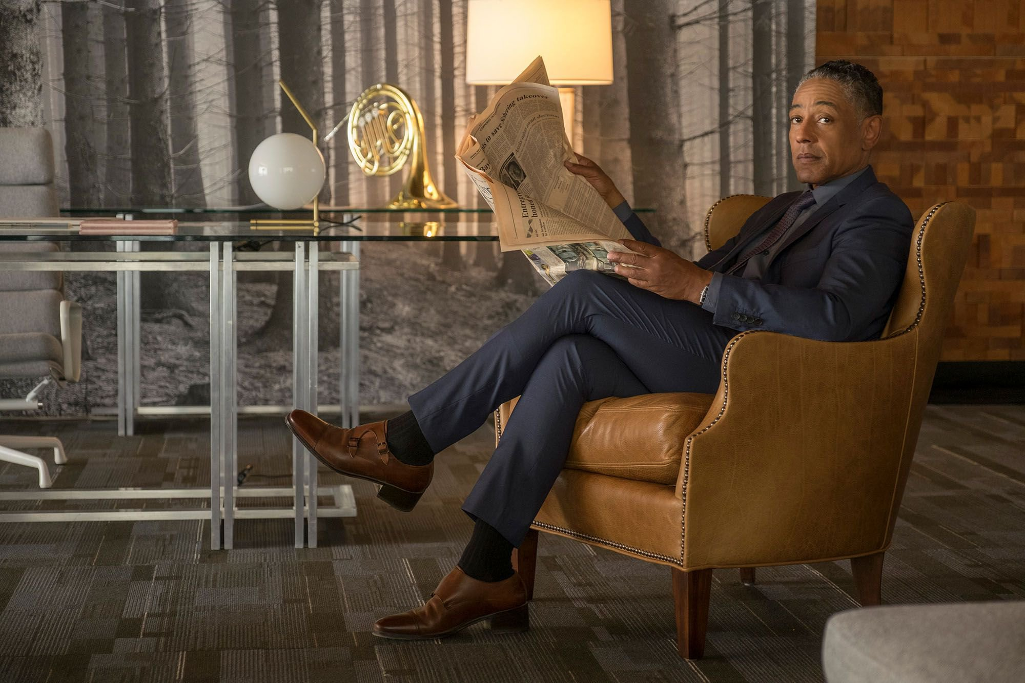 Interview: Giancarlo Esposito Talks Okja and Better Call Saul