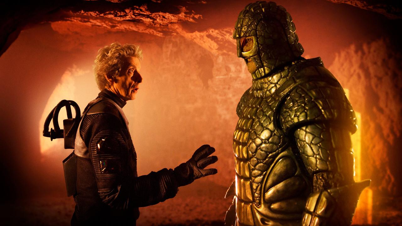 """Doctor Who Recap: Season 10, Episode 9, """"Empress of Mars"""""""