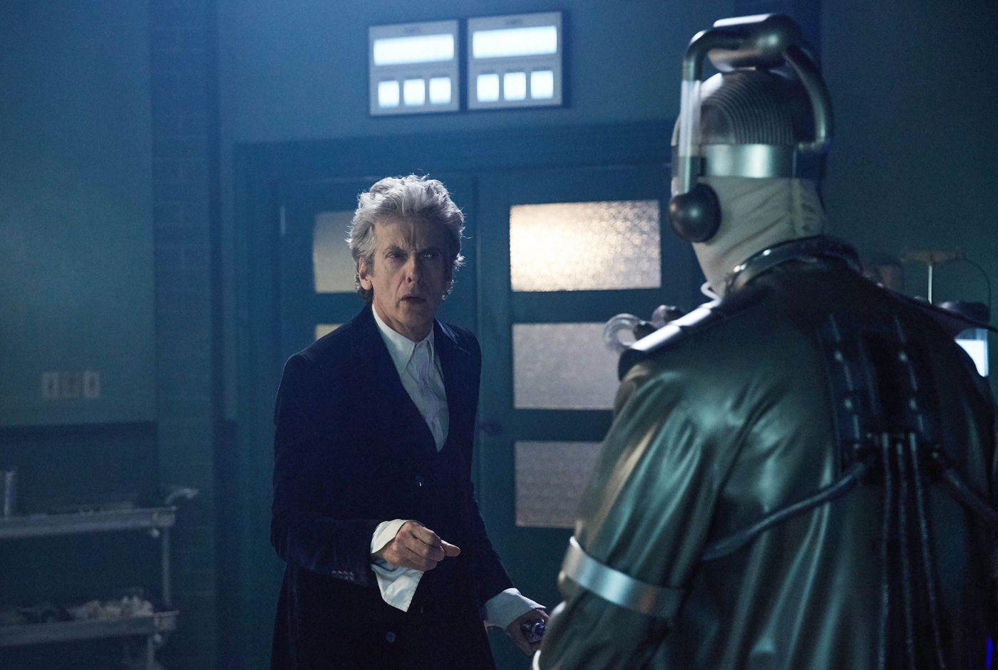 """Doctor Who Recap: Season 10, Episode 11, """"World Enough and Time"""""""