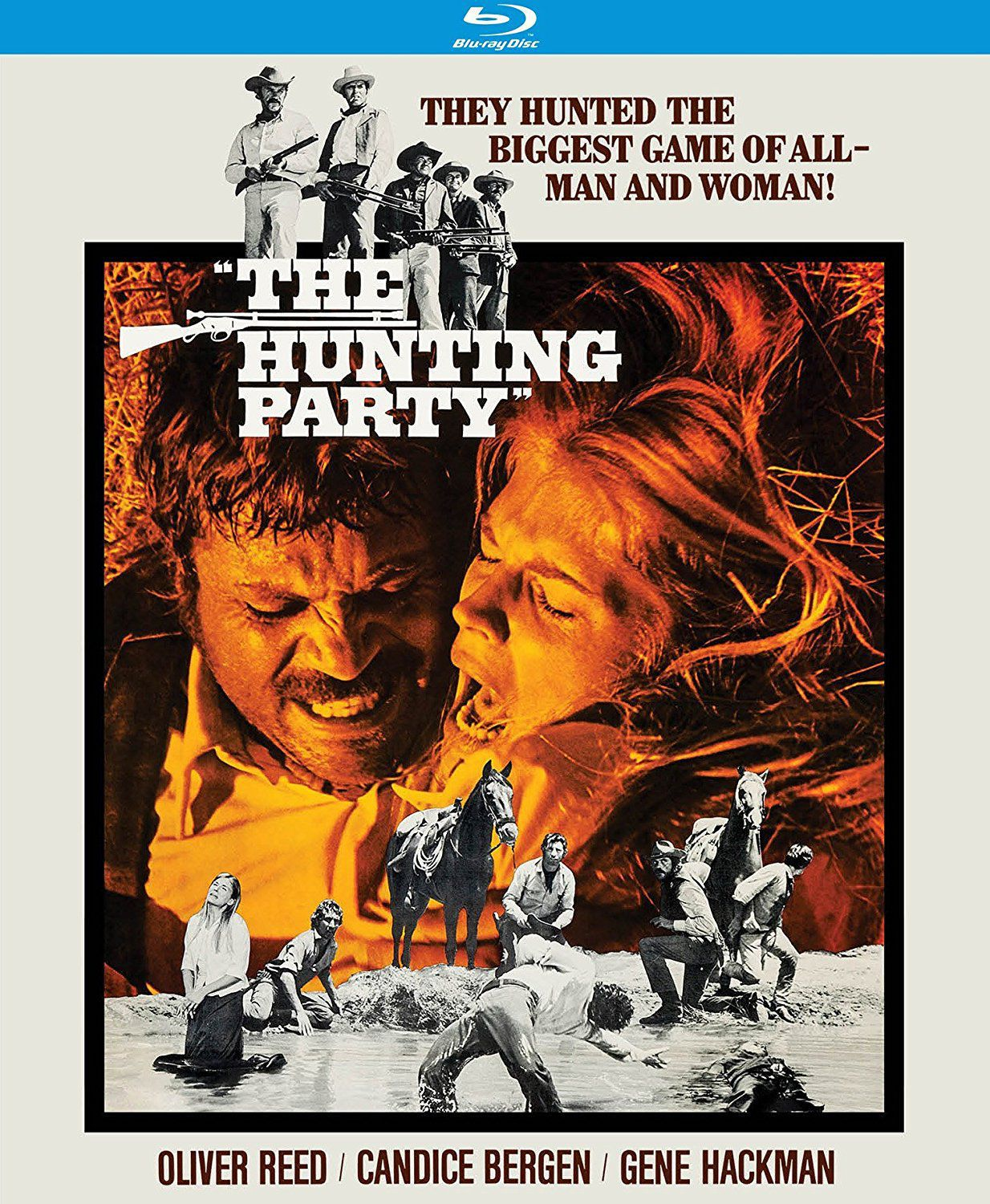 Review: Don Medford's The Hunting Party on Kino Lorber Blu-ray