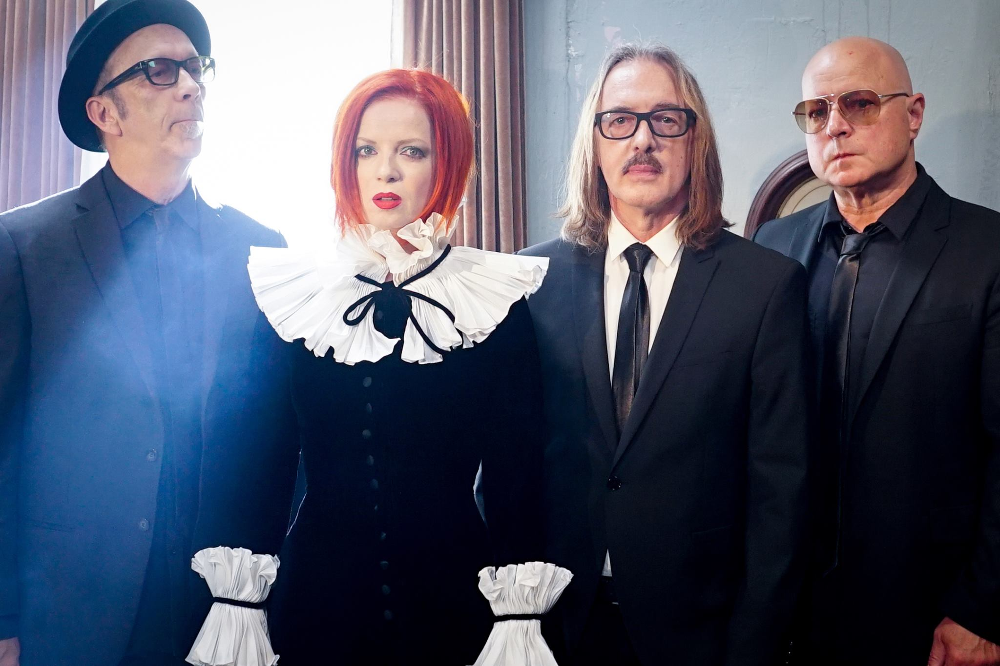 "Garbage Releases Dystopian Single ""No Horses"" Benefiting the Red Cross"