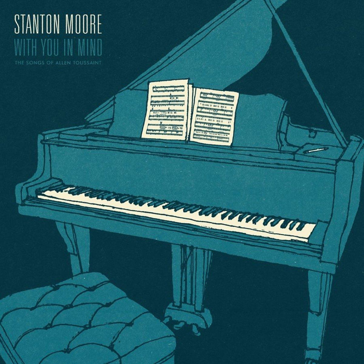 Review: Stanton Moore, With You in Mind - Slant Magazine