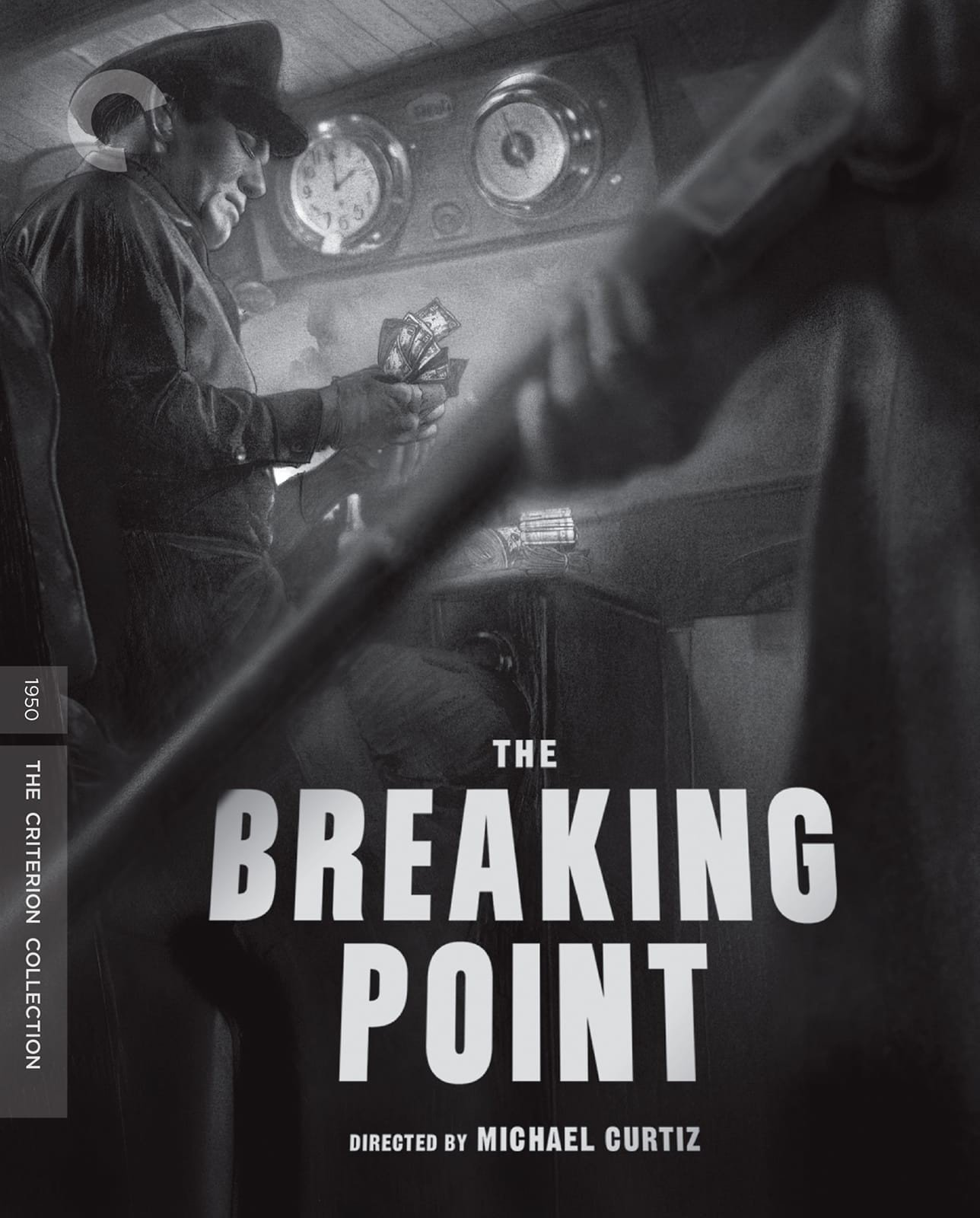 Blu Ray Review Michael Curtiz S The Breaking Point On The Criterion Collection Slant Magazine