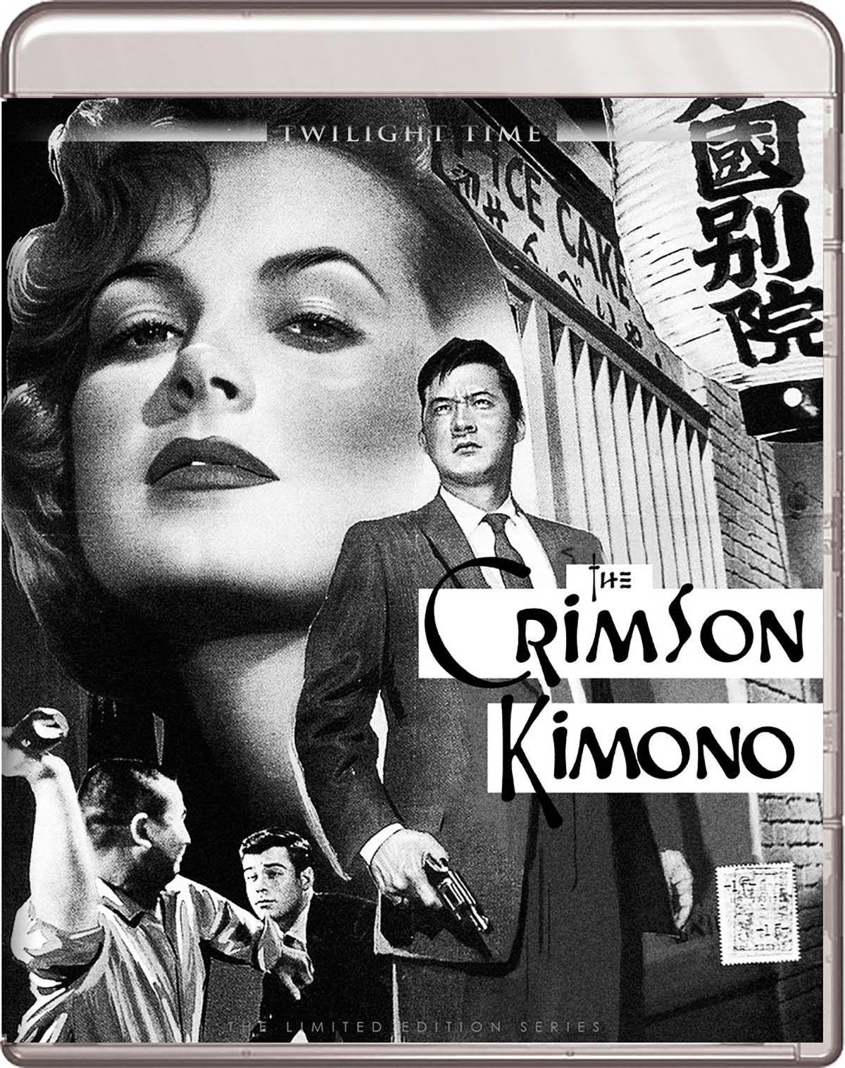 542da19abaa0 Blu-ray Review  The Crimson Kimono - Slant Magazine
